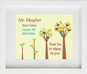 Thank You Teacher Print Design 5